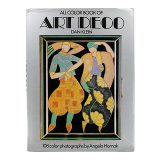 All Color Book of Art Deco