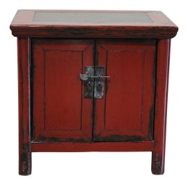 Image of Newly Made Small Nightstands