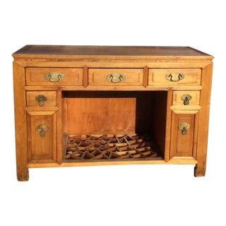 Circa 1860 Antique Asian Desk