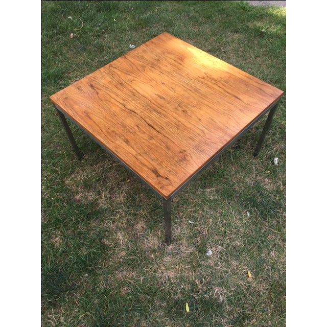 Knoll Square Coffee Table - Image 2 of 7