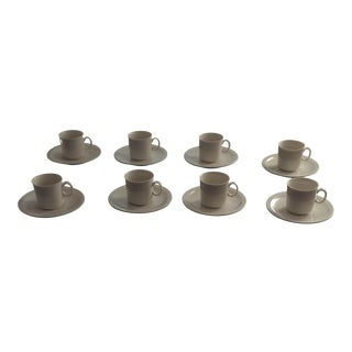 Yoko Ono Art Collection Collectors Espresso Set - Set of 8