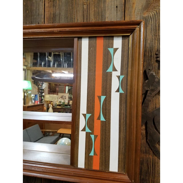Turner Mid-Century Modern Hanging Shadowbox Shelf - Image 5 of 6
