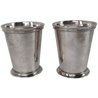 Vintage Patrick Henry Mint Julep Cups - 2 Pieces