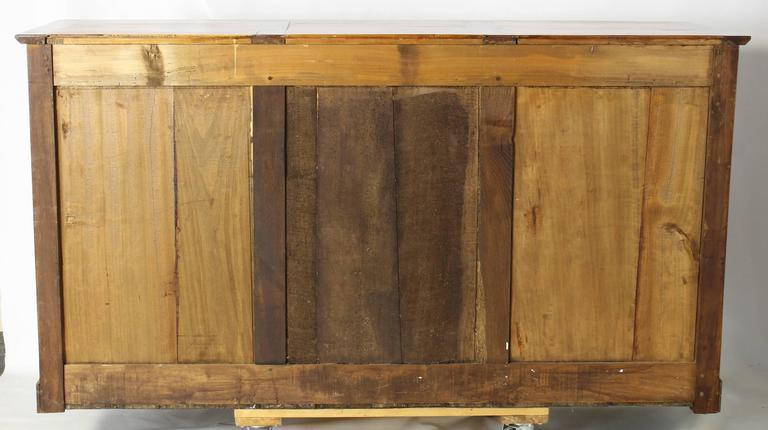 Superb 19th Century French Cherrywood Buffet Cabinet   Image 4 Of 7