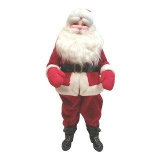 Vintage Department Store Santa Advertising Figure