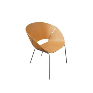 Wolfgang C.R. Mezger Lipse Chair For Sale