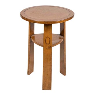 English Arts & Crafts Accent Table For Sale