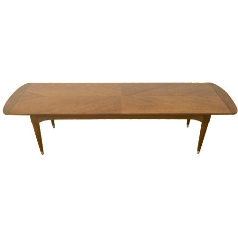 B.P. John Mid-Century Coffee Table For Sale