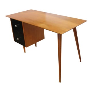 1950's Vintage Paul McCobb Planner Group Desk For Sale