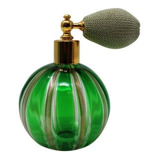 Murano Glass Perfume Atomizer For Sale
