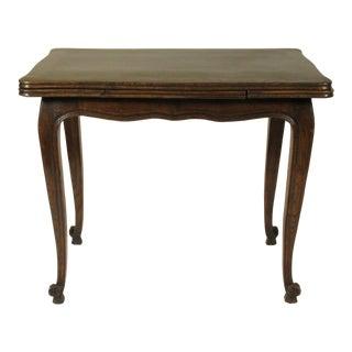 French Oak Breakfast Table For Sale