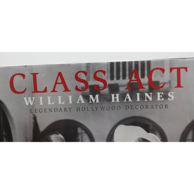 "2000 - 2009 2005 Hollywood Legendary Decorator ""Class Act William Haines"" Rare Book For Sale - Image 5 of 12"