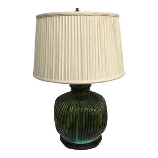 Vietri Italian Pottery Lamp