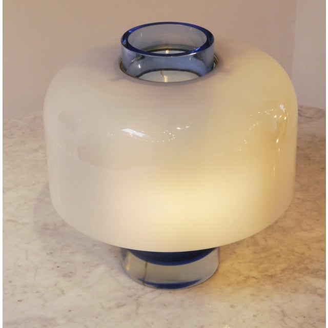 Table Lamp Model LT 226 By Carlo Nason For Mazzega