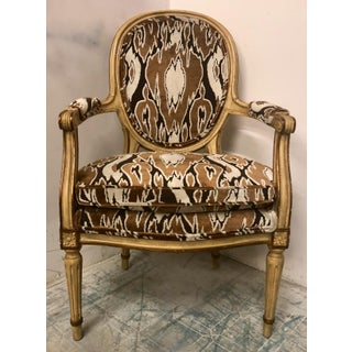 Pair of French Style Arm Chairs Preview