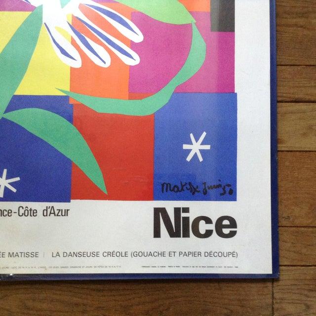 Matisse 'La Danseuse Creole' Poster - Image 3 of 6