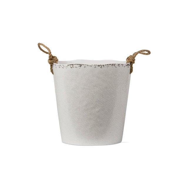 2010s Modern Melamine Ice Bucket For Sale - Image 5 of 5