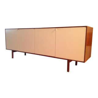 Florence Knoll Mid-Century Credenza For Sale