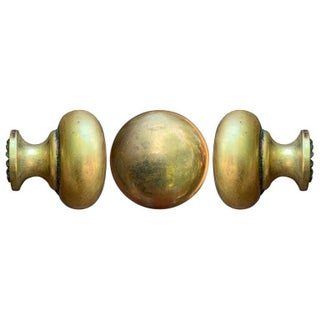 Set of Thirty Five Bronze Knobs Preview