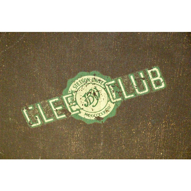 Vintage Glee Club Suitcase For Sale In Richmond - Image 6 of 7