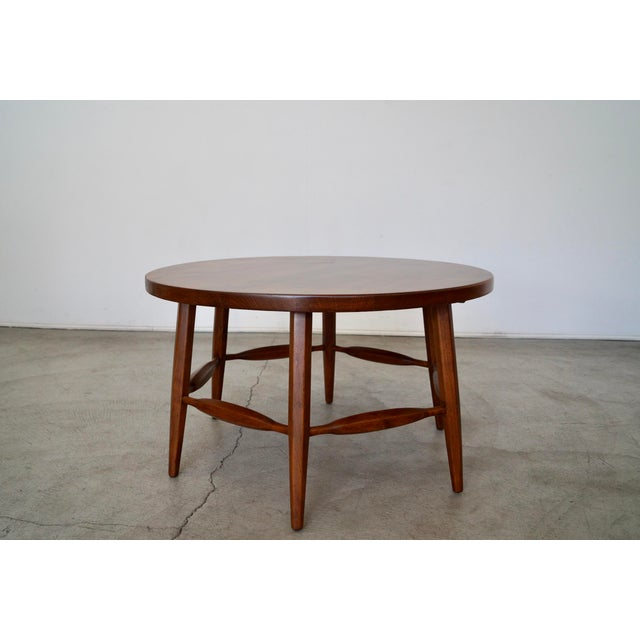 1930s Monterey Mission Coffee Table For Sale - Image 5 of 13