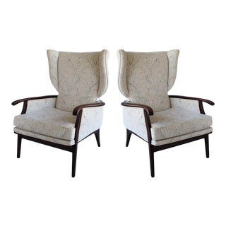 Paolo Buffa Armchairs - a Pair For Sale