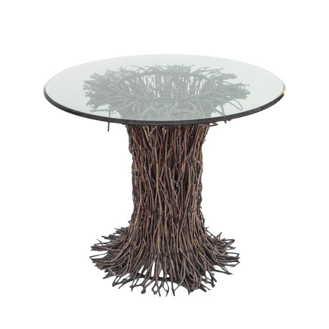 Willow Twig Table Base For Sale - Image 9 of 9