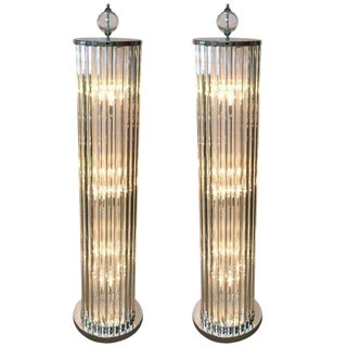 Hollywood Floor Lamps by Fabio Ltd (2 Available) For Sale