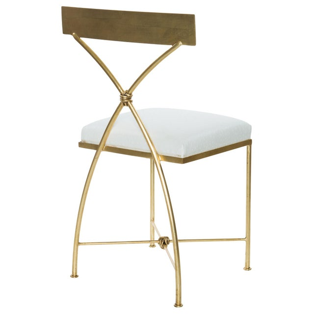 Rivers Spencer Collection Rivers Spencer Ivey Dining Chair For Sale - Image 4 of 6