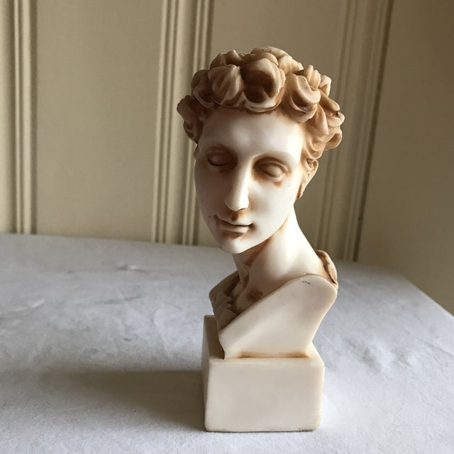 Bust of David - Image 2 of 9