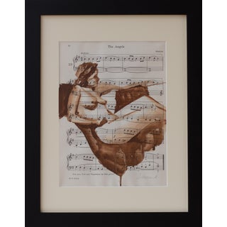 Vintage Music sheet, The Angels For Sale