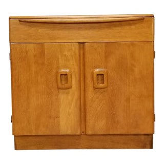 Mid Century Heywood Wakefield by Paul Frank Cabinet For Sale