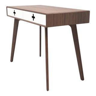 Scandinavian Modern Retro Office Writing Desk For Sale