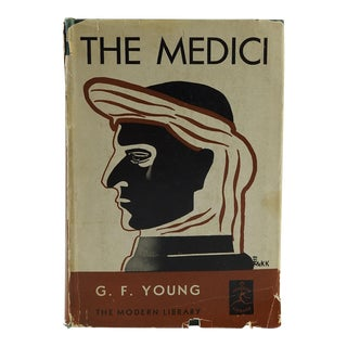 "G. F. Young 1930 ""The Medici"" Book"
