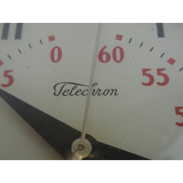 Telechron Minitmaster Kitchen Wall Clock For Sale - Image 4 of 4