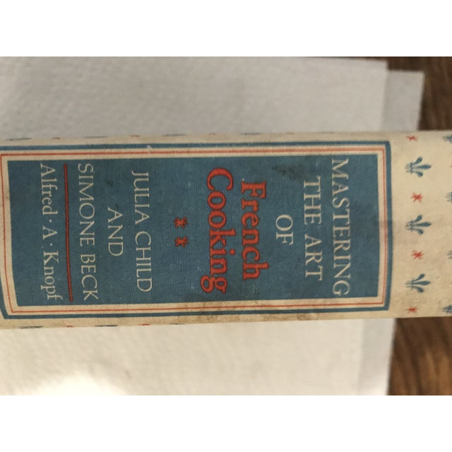 """Rare, Vintage, """" The Mastering of French Cooking """" Vol 2. By Julia Child and Simone Beck, 1961,Hardcover, First Edition...."""