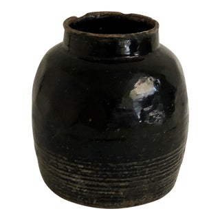 19th Century Chinese Shanxi Pot For Sale