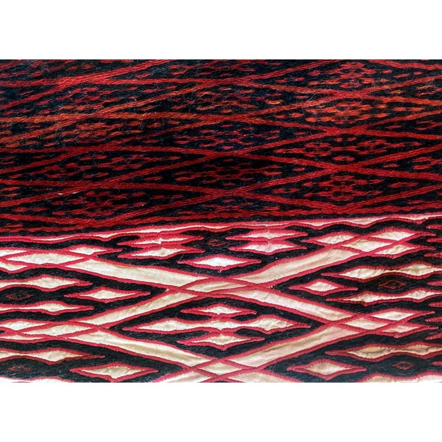 Ceremonial Cape Textile Art from Miao People For Sale - Image 11 of 13