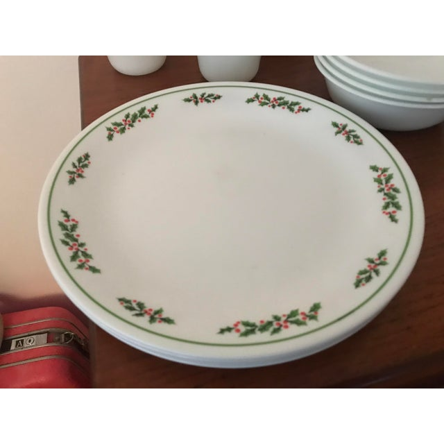 Interesting Corelle Christmas Holly Dishes Gallery - Best Image ...