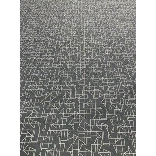 Modern Geo Stone Multipurpose Designer Fabric - 4.75 Yards For Sale