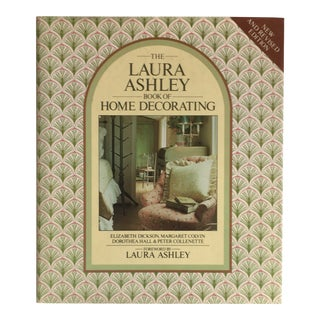 Vintage Laura Ashley Home Decorating For Sale