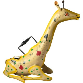 Giraffe Watering Can For Sale