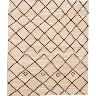 21st Century Turkish Flat-Weave Rug For Sale
