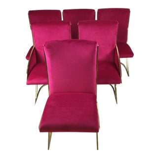 Vintage Pierre Cardin Chairs - Set of 6 For Sale