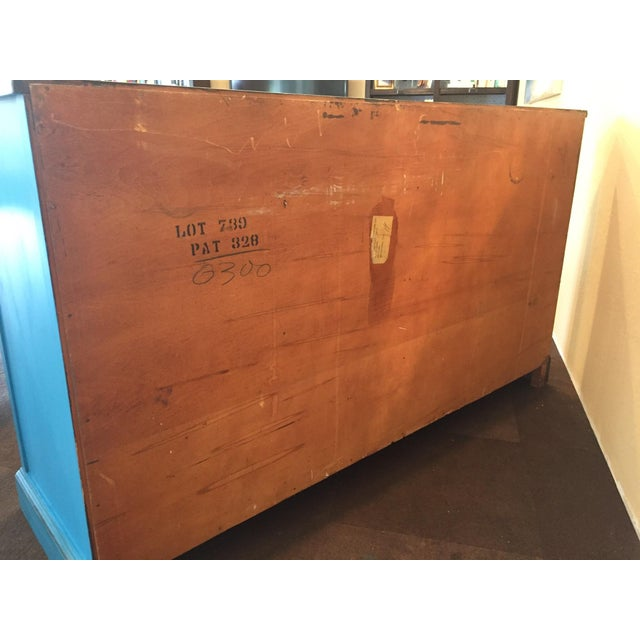 1940s Corinth Blue Credenza - Image 9 of 10