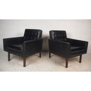 Pair of Vintage Modern Arm Chairs Preview