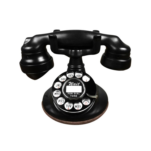 1920s Western Electric Model 102 Refurbished Working Telephone - Image 1 of 4