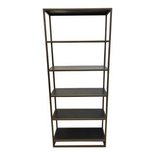 Crate & Barrel Remi Bookshelf For Sale