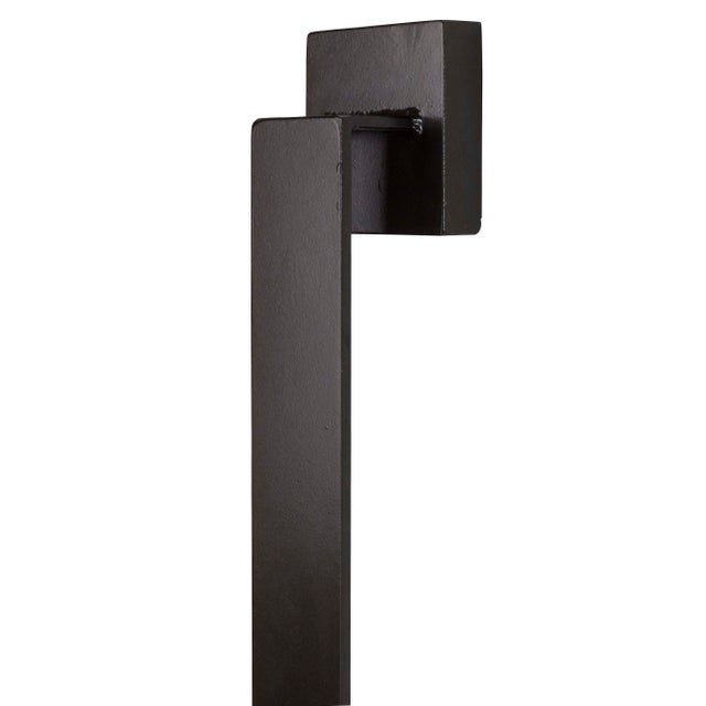 Robin Baron Icon Sconce (Dark Bronze) For Sale - Image 4 of 4