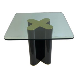 Vintage Mastercraft Modern Style Dining Table For Sale